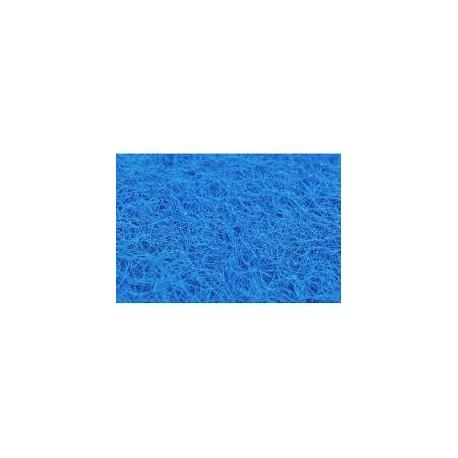tapis japonais  bleu 5cm