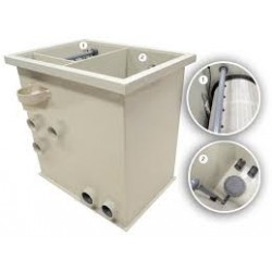 combi next HF30 pompe rinçage incluse